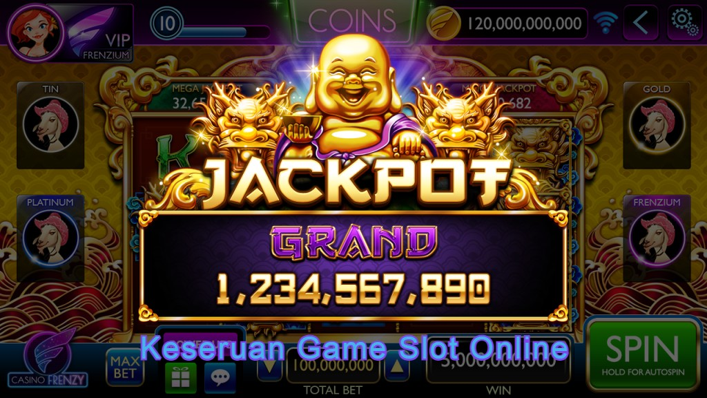 Keseruan Game Slot Online